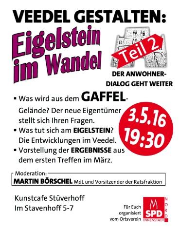 Veedel Gestalten - Eigelstein im Wandel_Teil 2