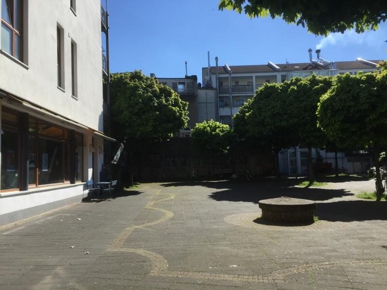 Platzfläche Im Stavenhof im Eigelsteinviertel