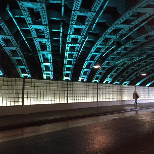 Unterführung Marzellenstraße
